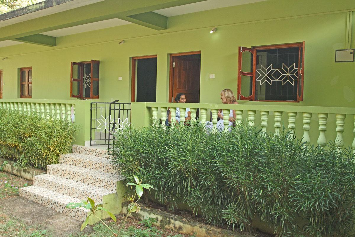 Divine Guest House Garden Room 1