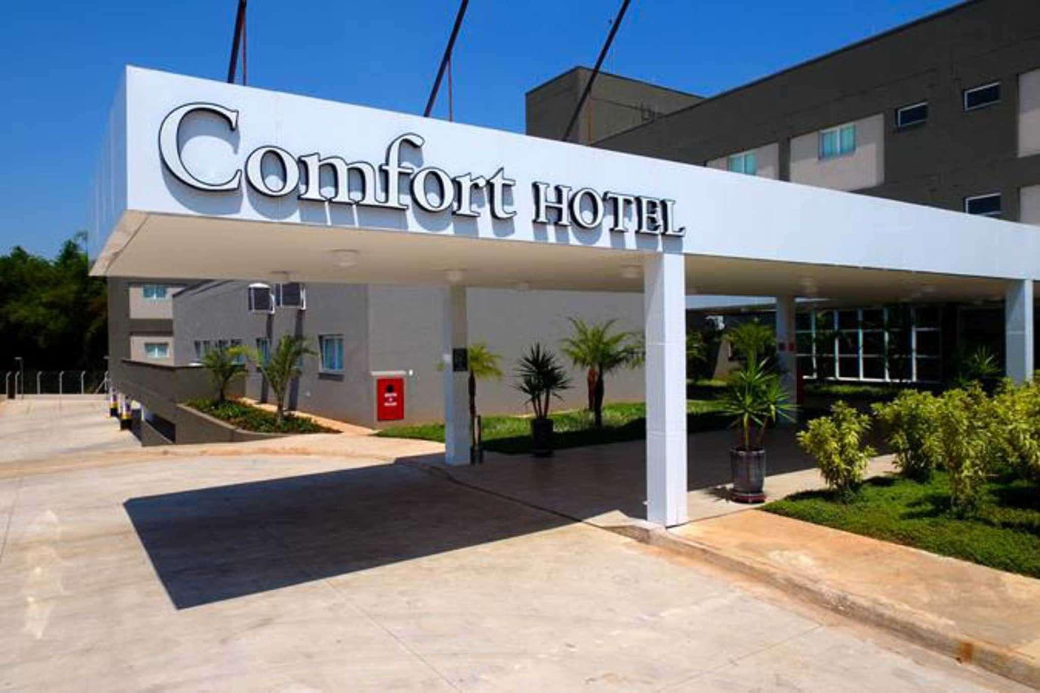 Comfort Hotel Mogi Guacu