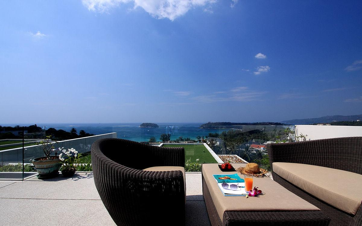 Luxury Seaview Apartment The Heights B15
