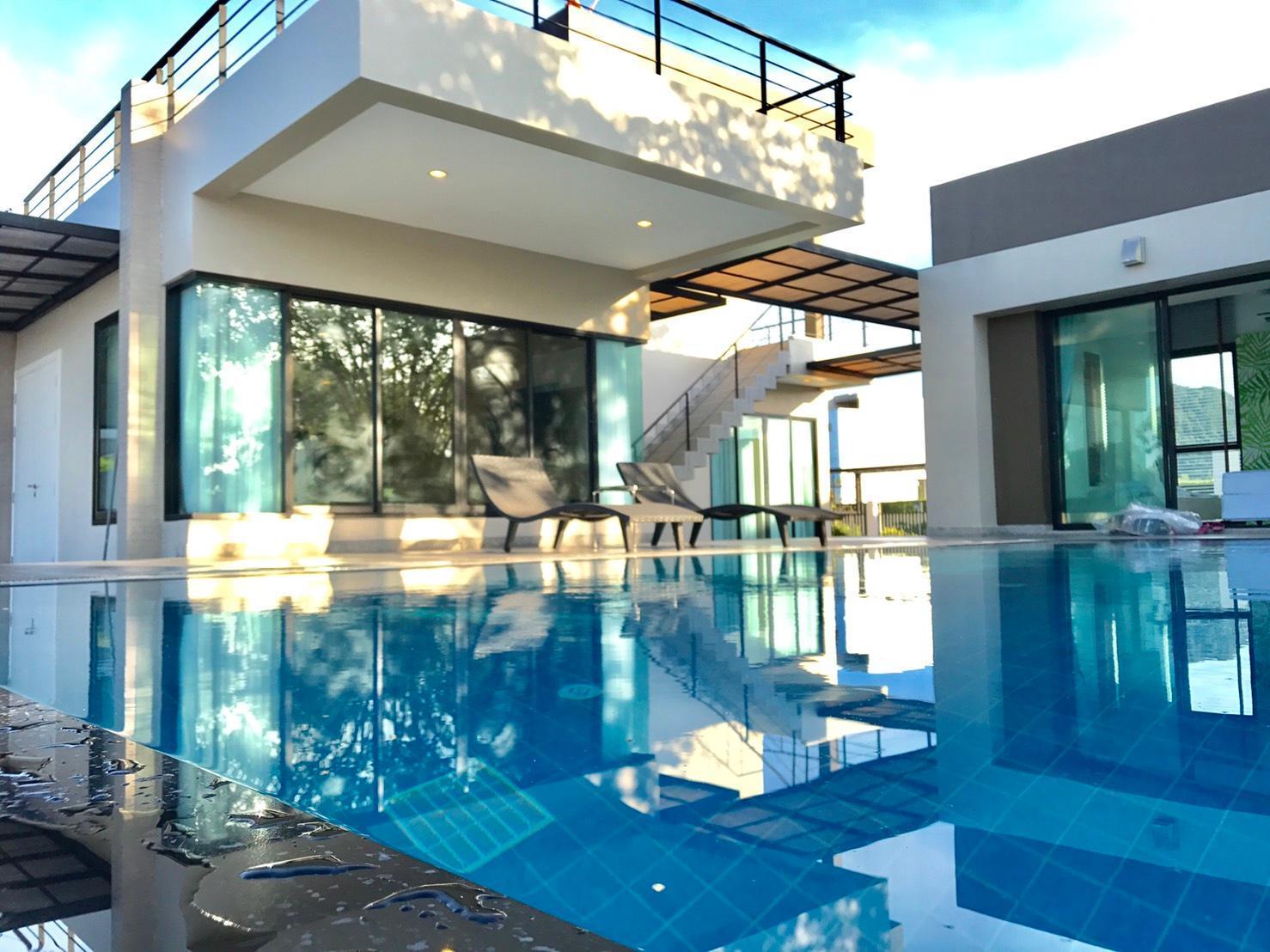 Villa Ozone Pattaya No.39(3Bed,4Bath,Private Pool) Villa Ozone Pattaya No.39(3Bed,4Bath,Private Pool)