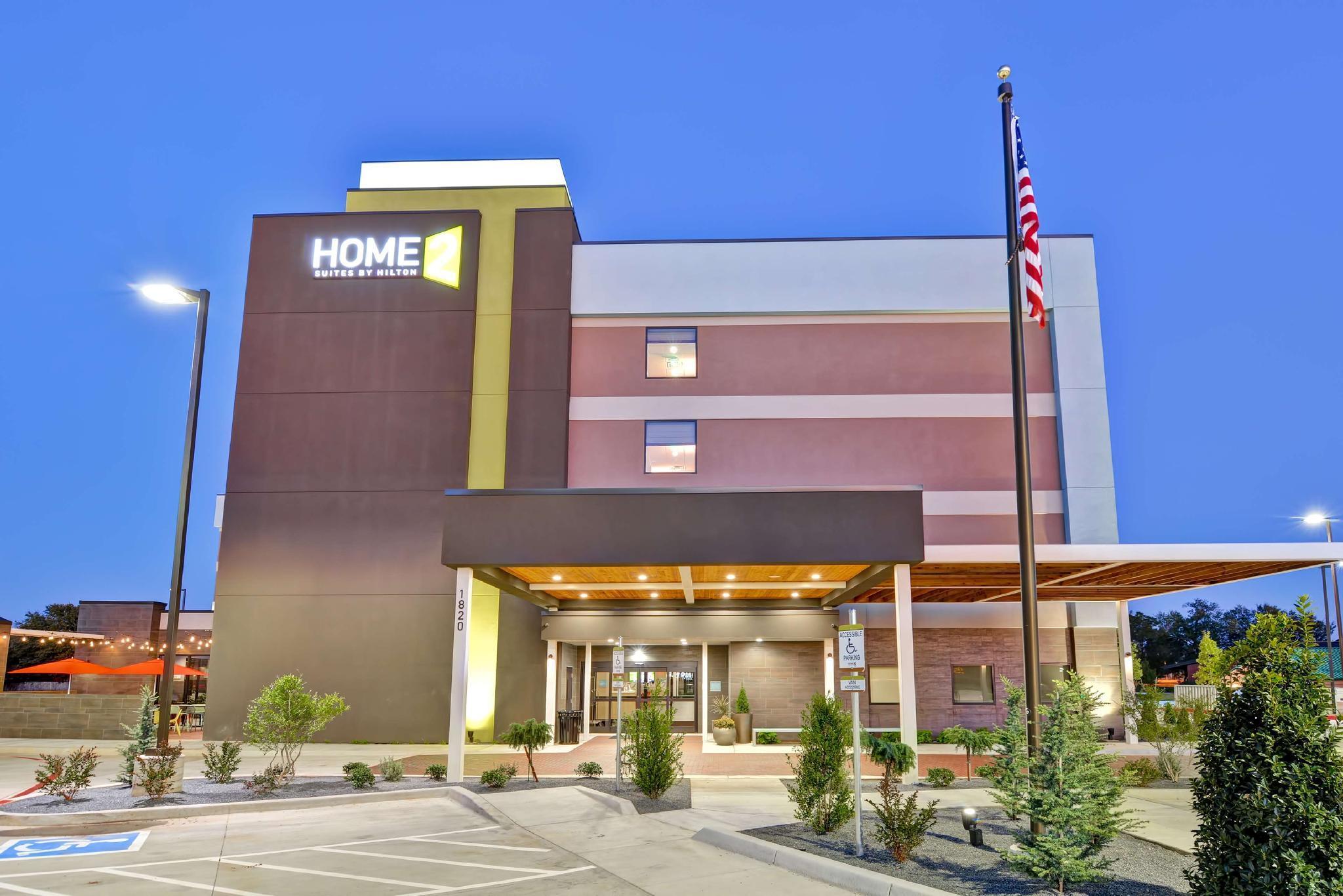 Home2 SuitesBy HiltonOkc MidwestCity Tinker