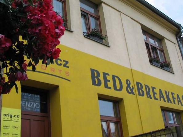 Bed And Breakfast Penzion Brno