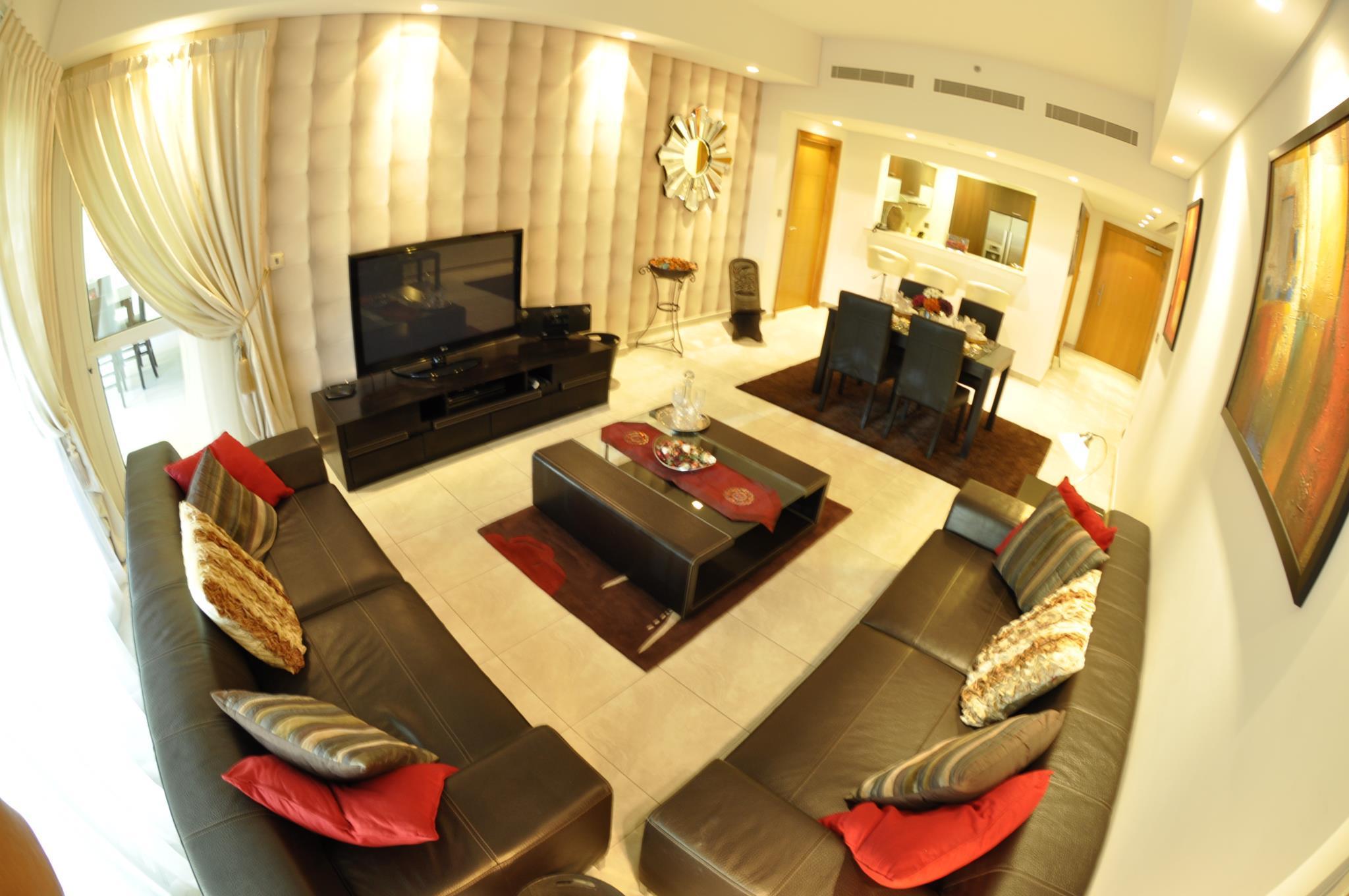2 Bedroom + Maids Room Apt In Marina Residences