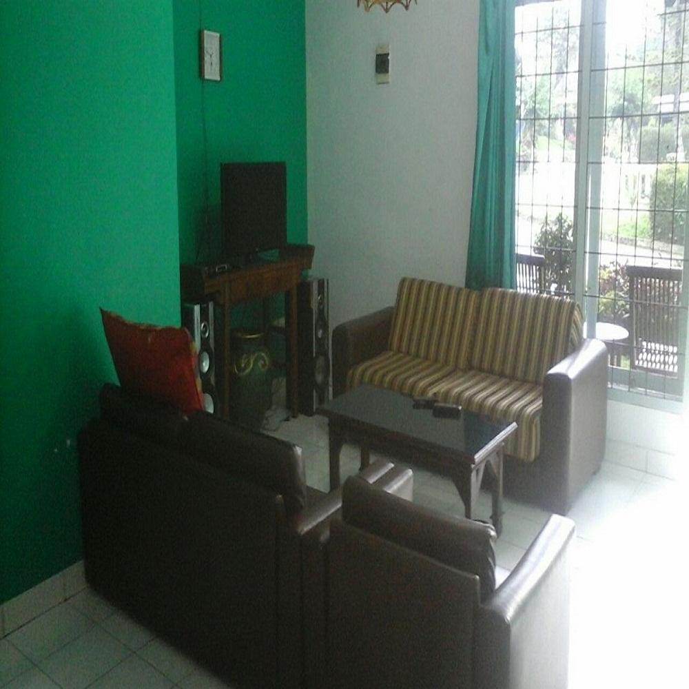 2 Bedrooms Villa Kota Bunga Santibis A