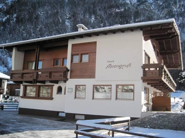 Haus Alpengru�