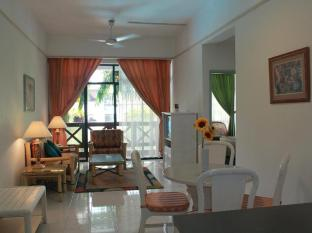 Mahkota Hotel Melaka Malacca - Apartment Living Room