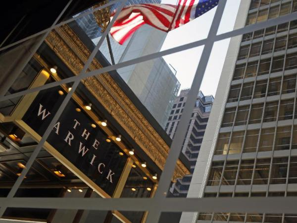Warwick New York Hotel New York