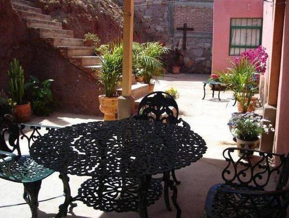Hospedaje Casa Los Manzanos