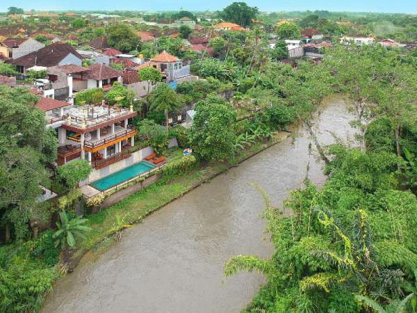 Little Ubud River View Villa Bali