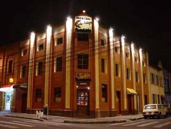 HOTEL Quito Antiguo