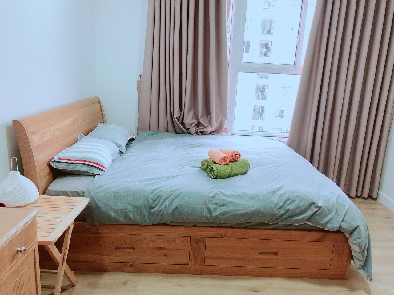 Modern 2BR Central Apartment *Lovely PoolandFitness*