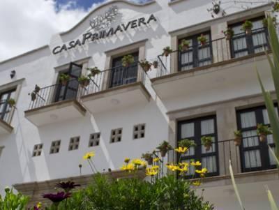 Hotel Casa Primavera Boutique And Spa