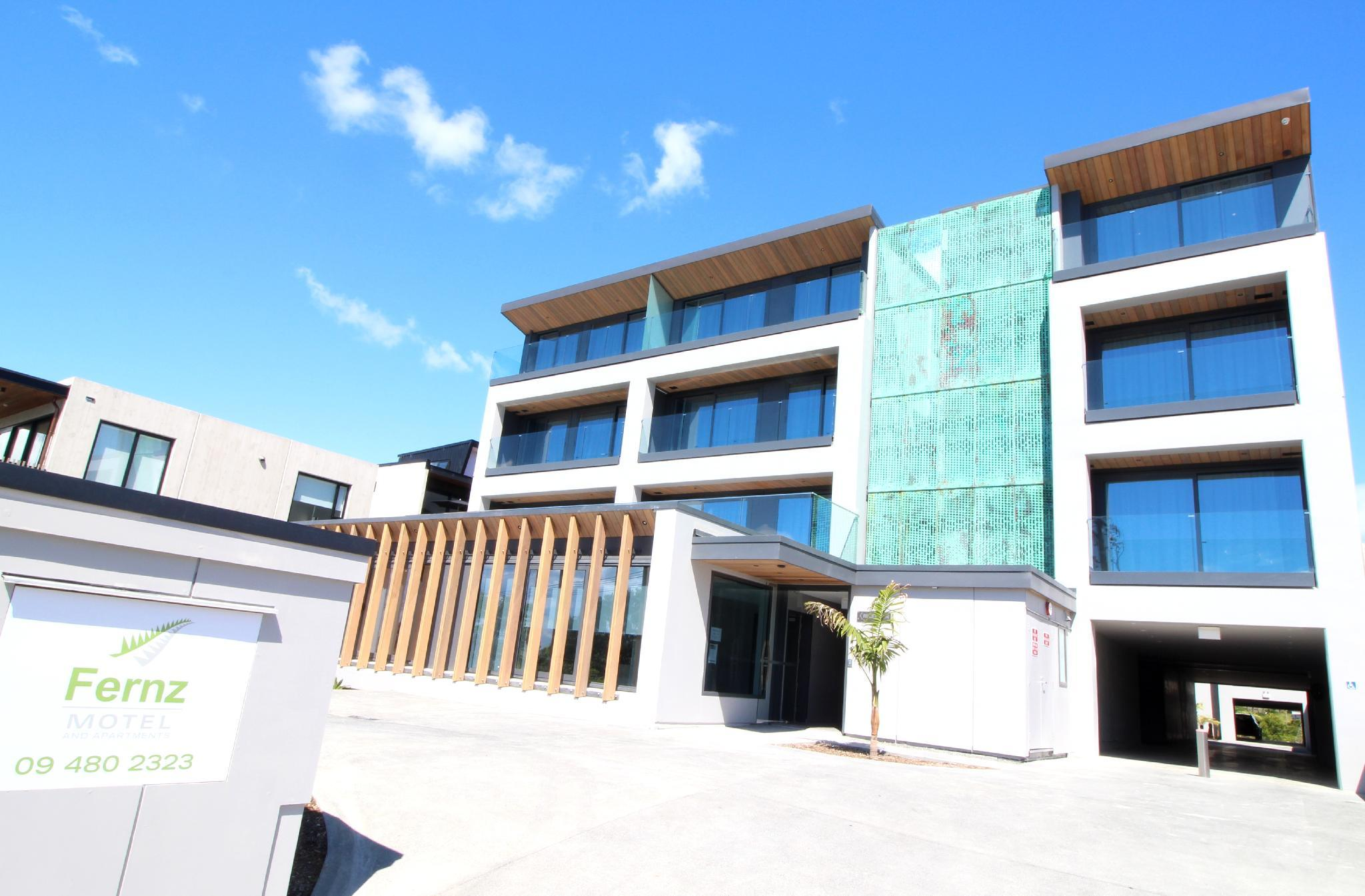 FERNZ Motel And Serviced Apartments Birkenhead