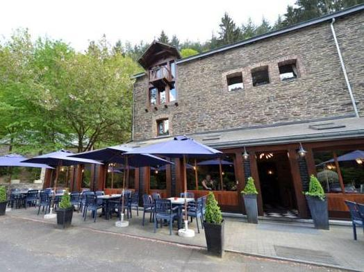 Hotel Moulin De La Strument