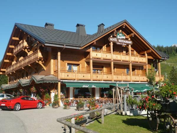 Hotel Restaurant 'Les Sapins' Wellness And Gourmet