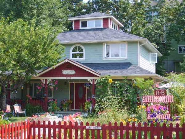 A Scented Garden Bed And Breakfast
