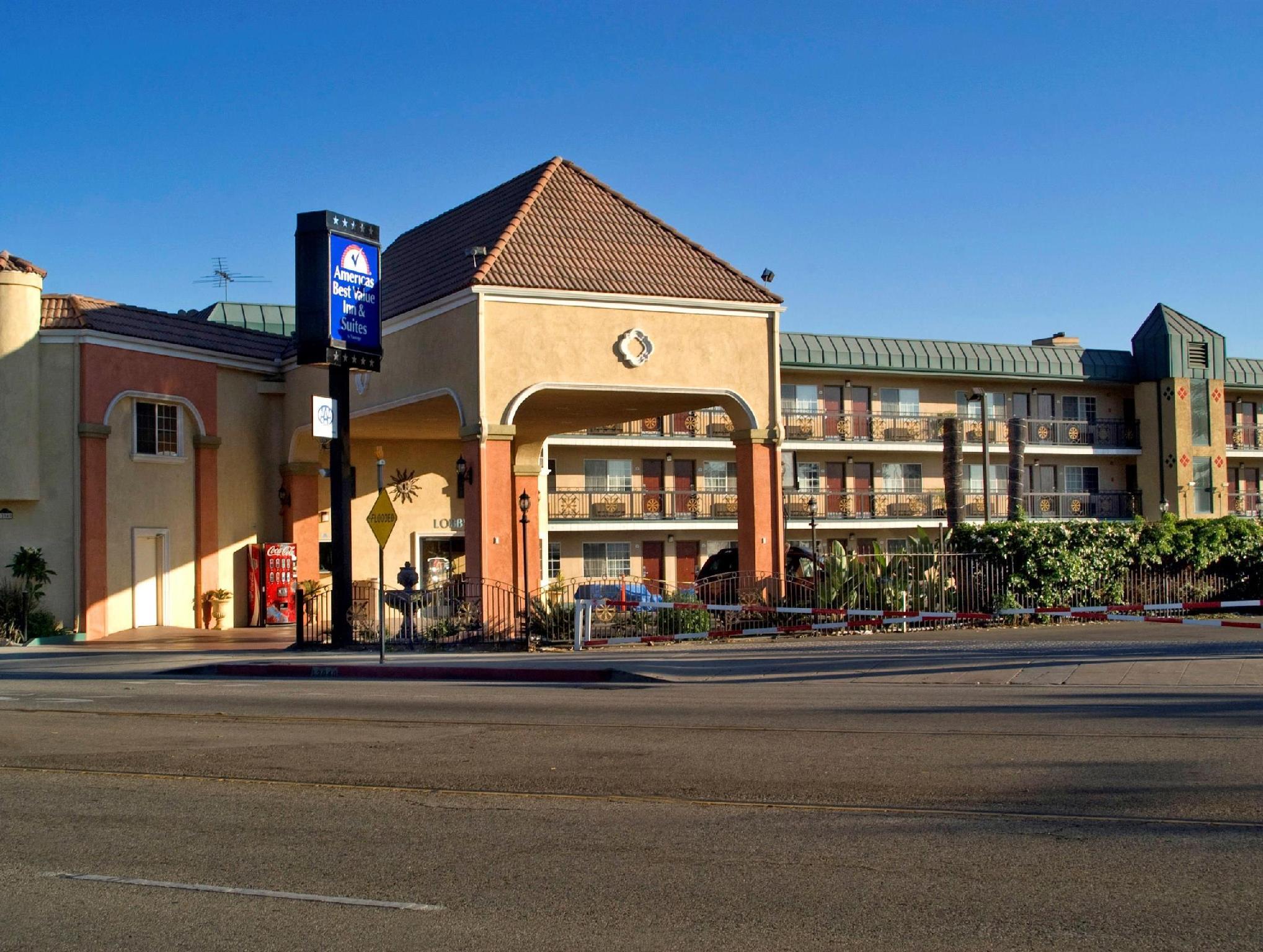 Americas Best Value Inn And Suites El Monte Los Angeles