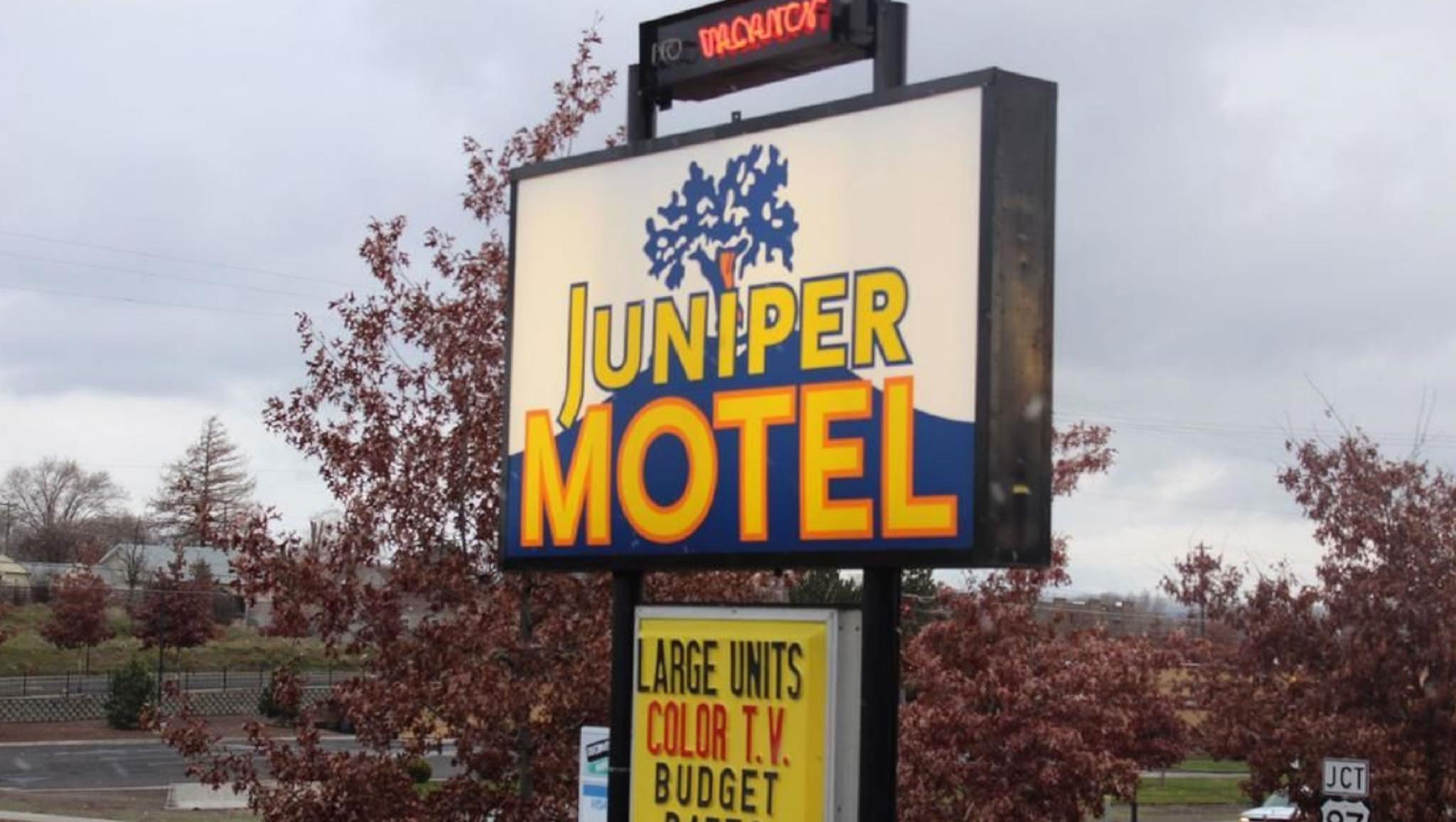Juniper Motel Madras By Magnuson Worldwide