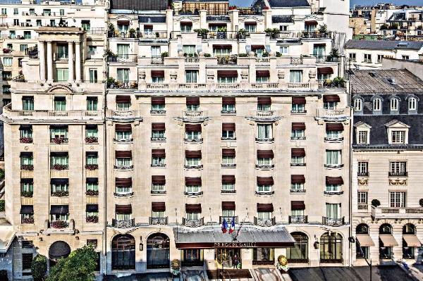 Prince de Galles a Luxury Collection Hotel Paris Paris