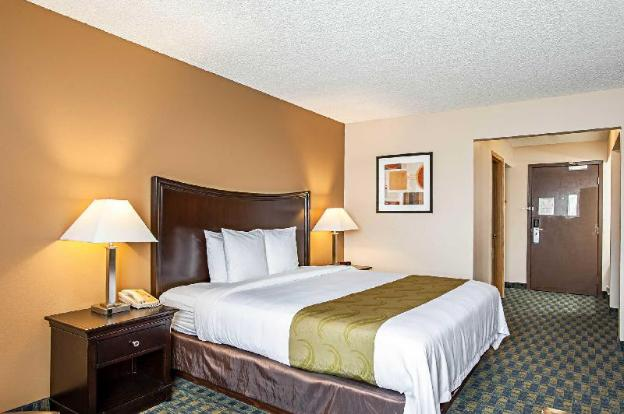 Quality Inn and Suites Pacific - Auburn