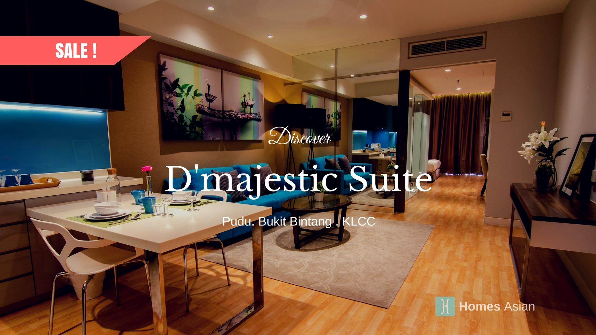 (D71) D'majestic by Homes Asian