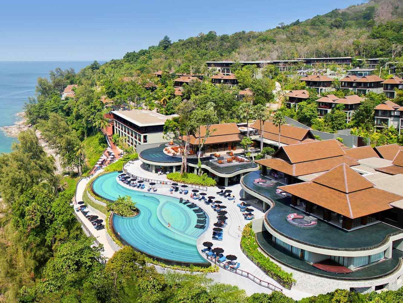 Pullman Phuket Arcadia Naithon Beach Resort - Phuket