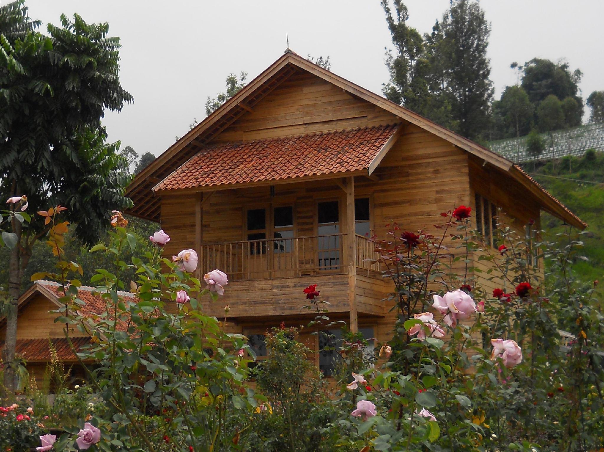 Kebun Mawar Situhapa Hotel