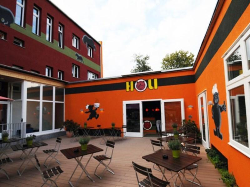HOLI Berlin Hotel And Hostel