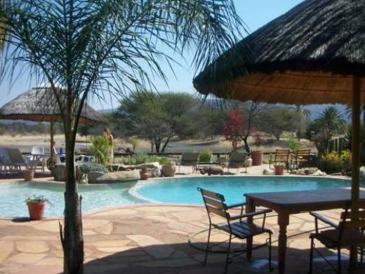 Gabus Game Ranch Hotel