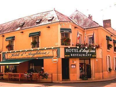 Logis Hotel D'Angleterre