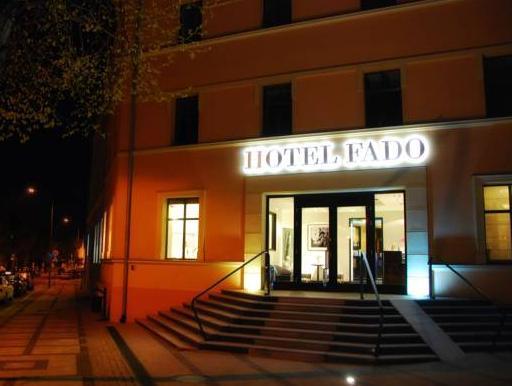 Hotel Fado Spa And Restaurant