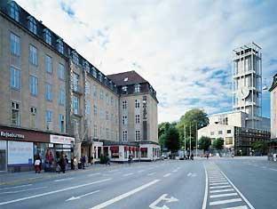 Scandic Plaza Aarhus Hotel Aarhus - Facade