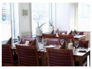 Scandic Plaza Aarhus Hotel Aarhus - Restaurant