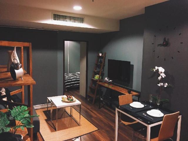 Luxury apartment City View BTS Thonglo – Luxury apartment City View BTS Thonglo