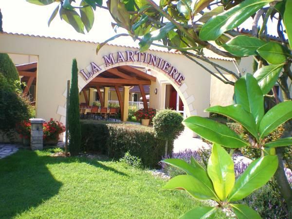 Hotel Restaurant La Martiniere