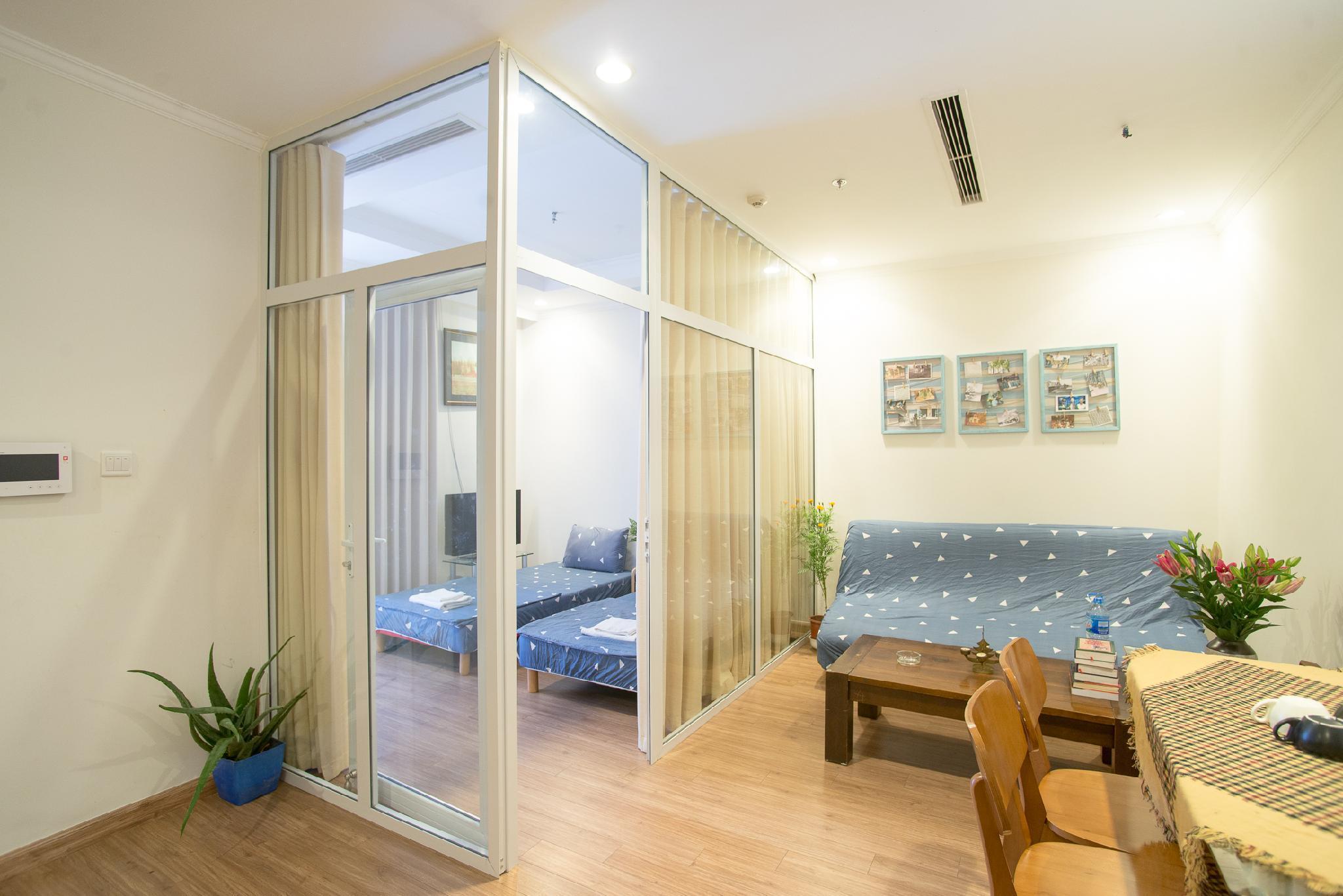 LaHanoi Park Hill Apartment With Balcony