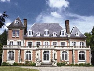 Chateau De Noyelles � Baie De Somme