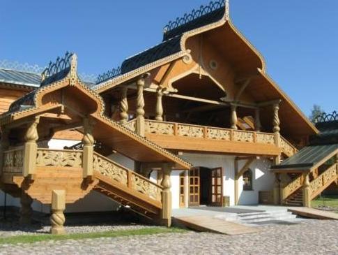 Mandrogi Hotel