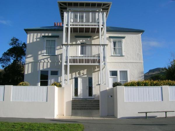 Abbott House Sumner Bed & Breakfast Christchurch