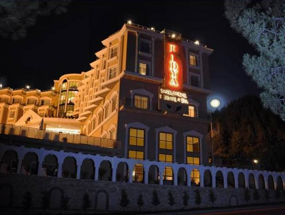 Lidya Sardes Hotel Thermal And SPA