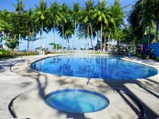Estaca Bay Resort Compostela - Pool