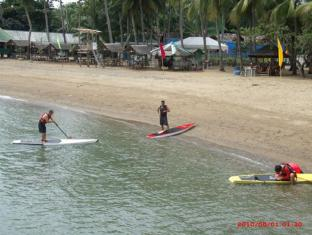 Estaca Bay Resort Compostela - Beach