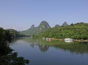 Yangshuo CTN Cabins Retreat Hotel