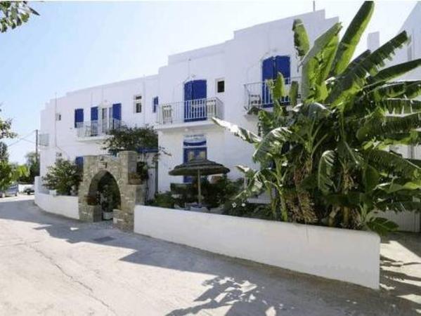 Villa Katerina Paros Island
