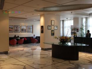 Radisson Blu Marina Hotel Connaught Place ניו דלהי - קבלה