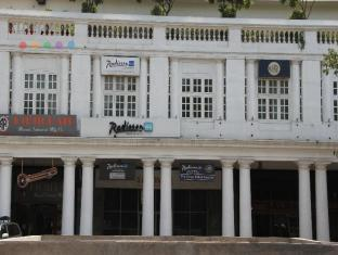 Radisson Blu Marina Hotel Connaught Place New Delhi dan NCR - Bahagian Luar Hotel