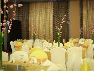 Citystate Tower Hotel Manila - Wedding Reception Set up