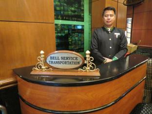 Citystate Tower Hotel Manila - Bell Service