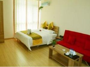 Weihai Tujia Sweetome Vacation Rental Lotte Century City