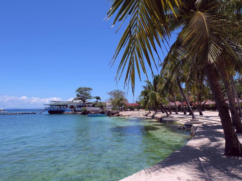 Bluefins Resort Cebu Philippines Overview  pricelinecom